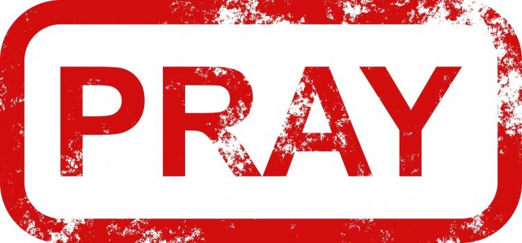 pray stamp